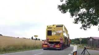 ROPA Tiger 5 Transport