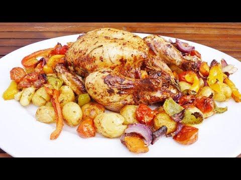 episode-101-|-roast-chicken-|-poulet-roti