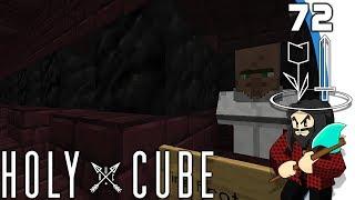 [Minecraft] Holycube III - #72 - Zone de trade