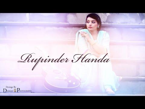 Rupinder Handa Live | Na Rusdi |  New Latest Punjabi Songs | Dhiman Movies