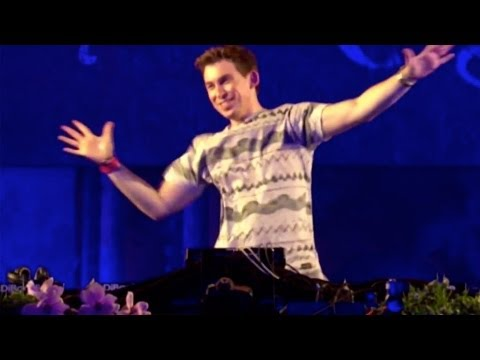 Hardwell Live @ Tomorrowworld 2013