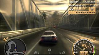 NFS Most Wanted - Final Pursuit (End of Career)