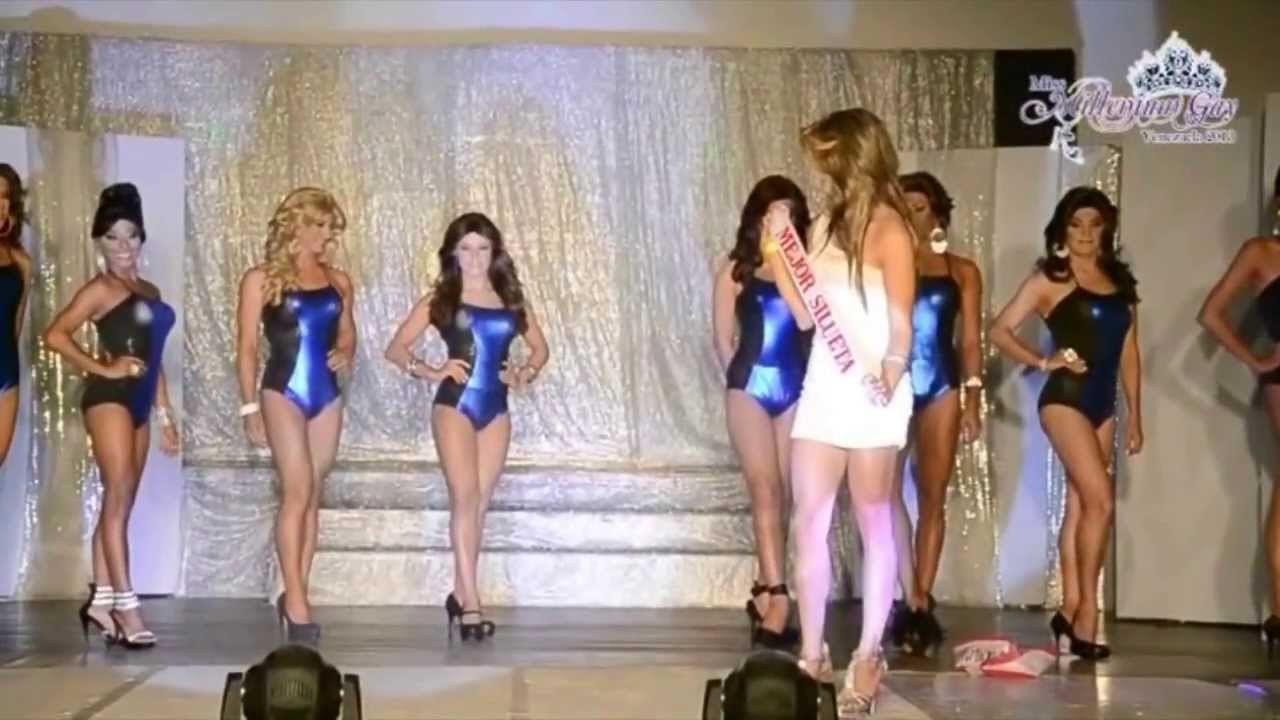 Traje de ba o miss millenium gay venezuela 2013 youtube - Banos gay ...