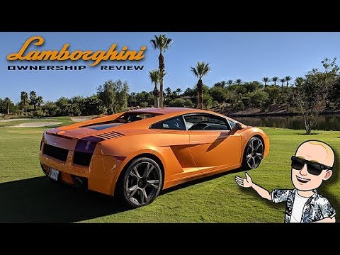 LAMBORGHINI GALLARDO: My Initial Ownership Review