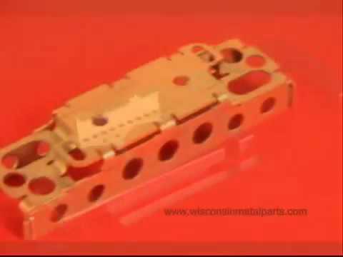 Sheet Metal Fabrication Shenzhen Metal Parts