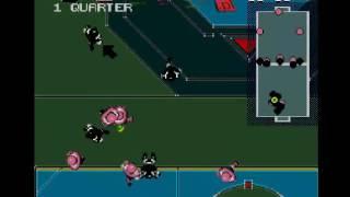 Wrestleball Gameplay HD✔ Sega Genesis Mega Drive let's play Walkthrough