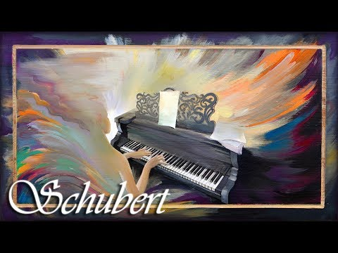 Schubert Classical Music for Studying, Concentration, Relaxation | Study Music | Piano Instrumental