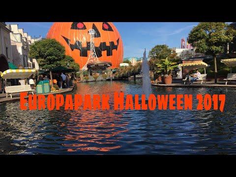 Die Halloween Saison 2017 im Europapark |Epfan95 Videoblog #15|