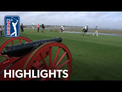 Highlights | Round 2 | RBC Heritage 2019