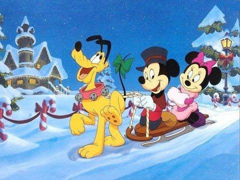 МИККИ МАУС! Мультики дисней про зиму и Новый Год! ПОДРЯД все серии!