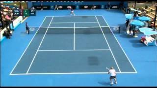 Jelena Dokic v Alicia Molik : Australian Open 2010 Wildcard Playoff