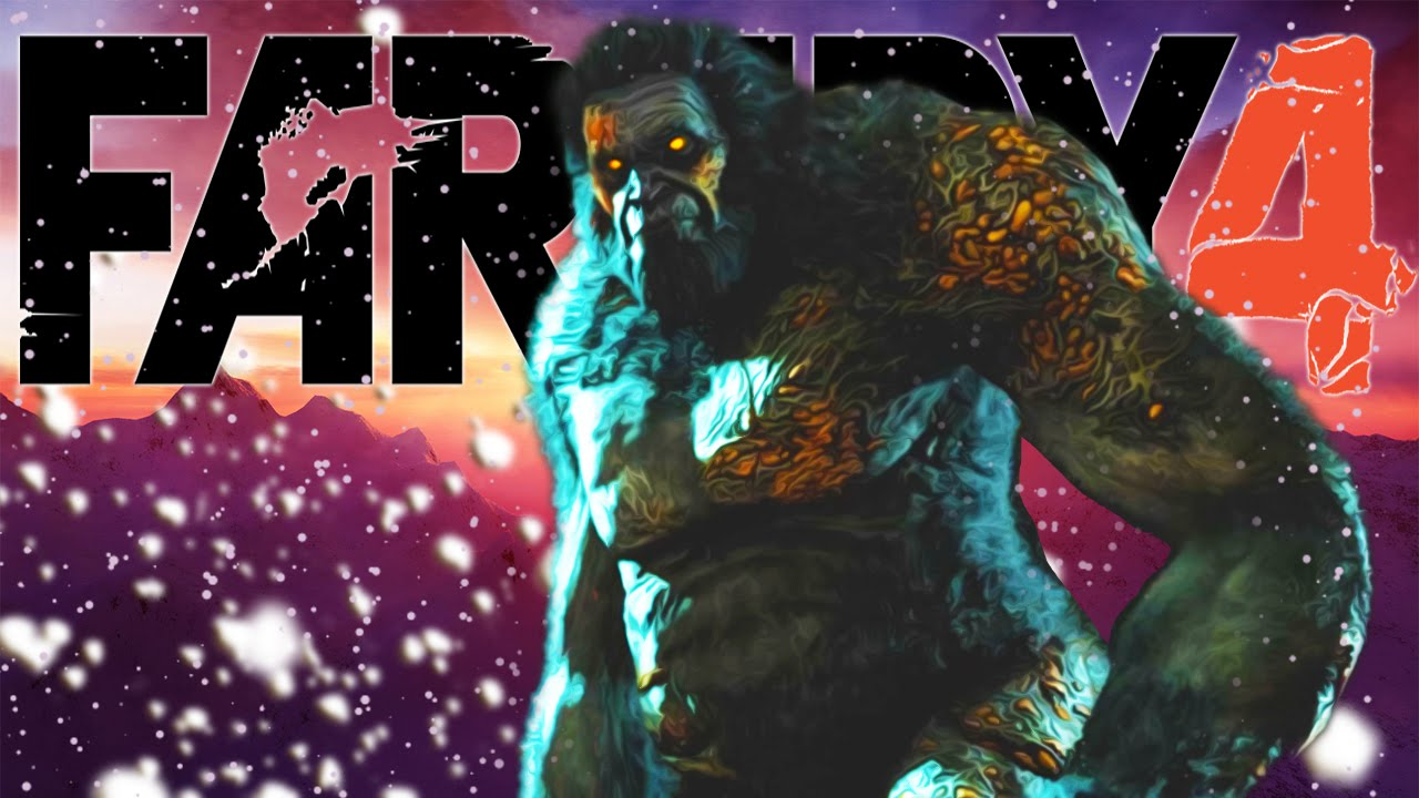 Ready For Yeti Far Cry 4 Valley Of The Yetis Dlc Youtube