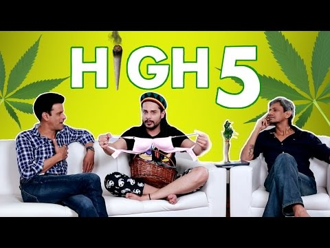 High 5 With The Cast Of Saat Uchakkey |...
