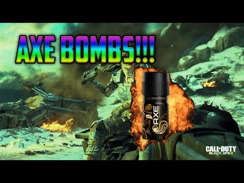 First Axe BOMB!