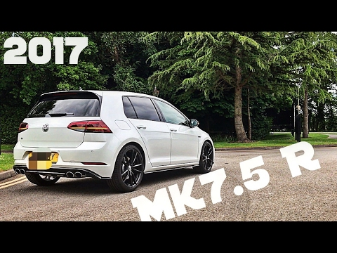 2017 mk7 5 golf r test drive youtube. Black Bedroom Furniture Sets. Home Design Ideas