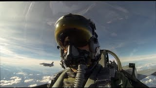 Guiding Fighter Jets and Attack Helicopters : Training - NATO TV Video
