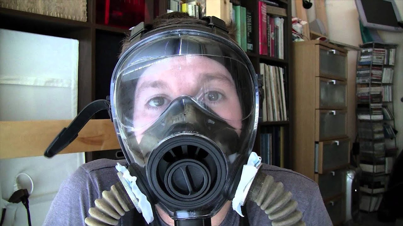 Sge 400 3 Gas Mask Review Or Confessions Of An Insomniac
