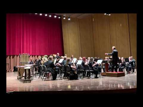 2019 Paul G Blazer High School Band   The Ramparts by Clifton Williams