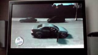 GTA IV on a GeForce 9500 GT