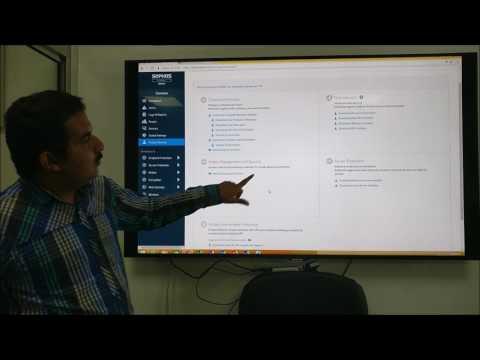 Sophos Central - Tech Video