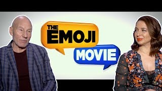 The Emoji Movie - What's It About? - With The Cast