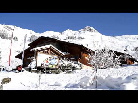 Accommodation in Verbier (Winter Camp)