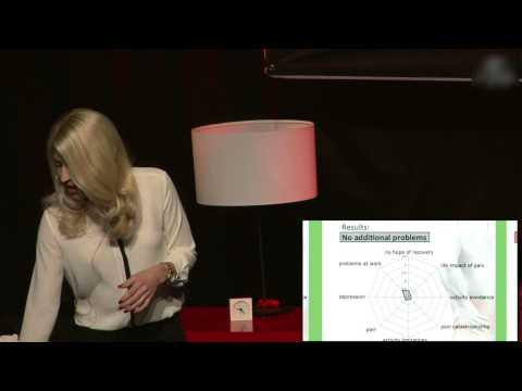 Pain, Is it all in your mind?: Silje Endersen Reme at TEDxNHH