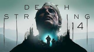 Death Stranding (PL) #14 - Tam i z powrotem (Gameplay PL / Zagrajmy w)