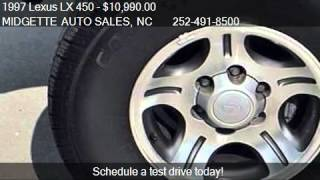 1997 Lexus LX 450 VX - for sale in HARBINGER, NC 27941