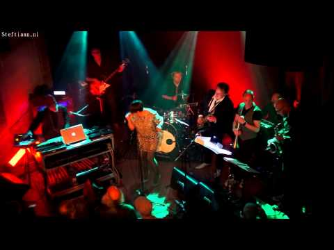 Dr. Lonnie Smith full show with the Jazzinvaders @ het Dolhuis Dordrecht