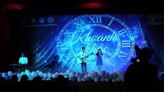 Đừng quên nhau - CLB guitar Đh Phương Đông ft CLB Nghệ thuật ( Guitar concert Khoảnh Khắc 2015 )