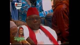 Décès de Serigne Cheikh Tidjane SY Al Maktoum : Discours de Al Amine, Partie 1