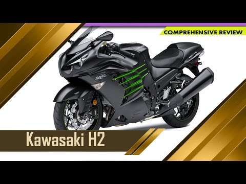 Kawasaki H2 | Price And Specifications | Auto Report : TV5 News