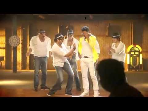 Happy New Year  Behind the Scenes Prabhudeva Dance   Shah Rukh Khan   Abhishek Bachchan