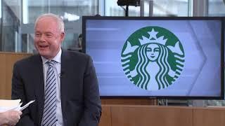 Starbucks CEO: Hiring Vets | Mad Money | CNBC
