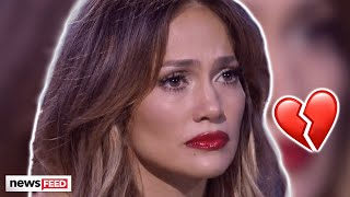 Jennifer Lopez's Many Broken Relationships: What Went Wrong?!?