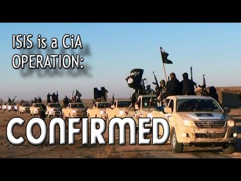 ISIS in Syria are CIA backed trained and funded
