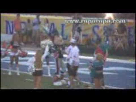 Pro Bowl 2007 OHANA DAY AFC