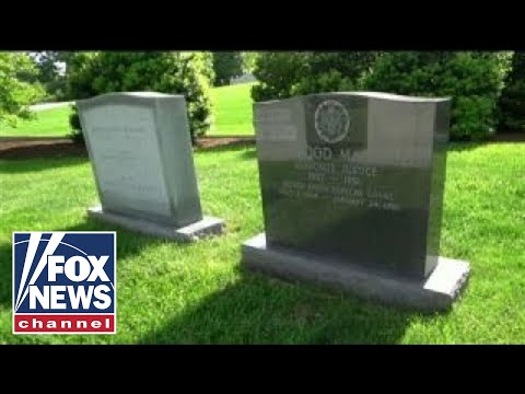 A look at some of Arlington's most famous gravesites