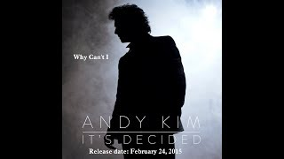 Andy Kim -Why Can't I