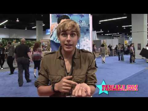 What Cody Linley Never Leaves Home Without...