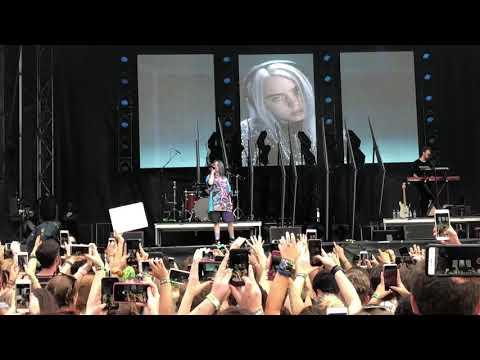 Billie Eilish/Lovely/Live