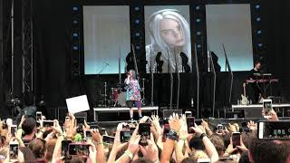 Billie Eilish/Lovely/Live