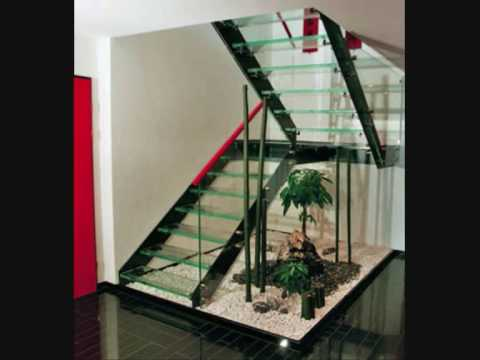 escaleras de madera y metal youtube
