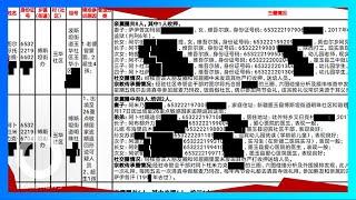 新疆機密文件外洩 揭露維吾爾族人被監禁在「再教育營」