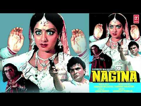 Aaj Kal Yaad Kuch Aur Rahata Nahin Full song (Audio) | Nagina | Sridevi, Rishi Kapoor