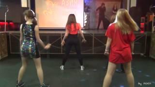 KOREA-PARTY от АГМ (21.09.2013) - 2NE1 - FALLING IN LOVE cover dance by Kipmob Project