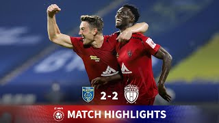 Highlights - Kerala Blasters 2-2 NorthEast United FC - Match 7 | Hero ISL 2020-21