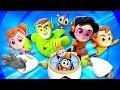 Meet The Supremes | Superheroes Cartoon Videos For Children | Nursery Rhymes For Kids