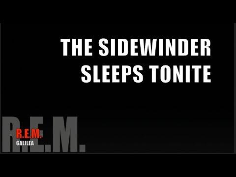 The Sidewinder Sleeps Tonite / R.E.M. / Subtítulos Español